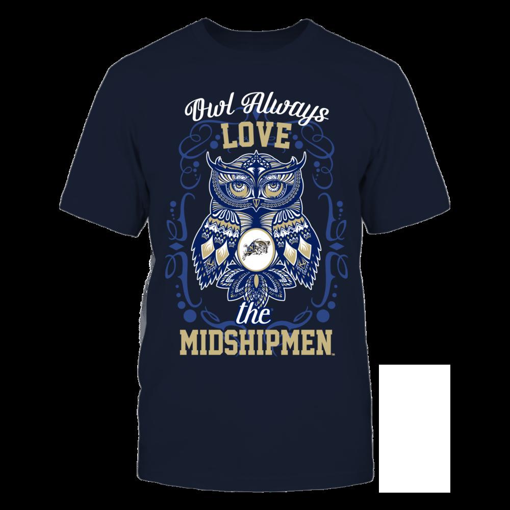 Navy Midshipmen - Owl always Front picture