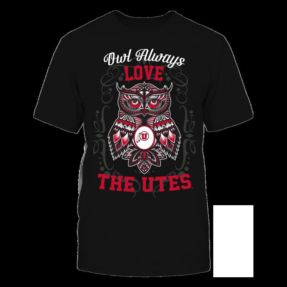 Utah Utes - Owl always Front picture