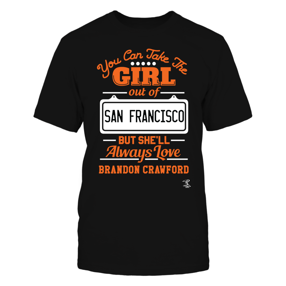 Brandon Crawford - Take The Girl Out Of Pittsburgh Front picture
