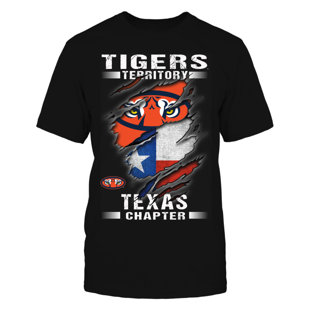 Auburn Tigers - Texas - Chapter Front picture