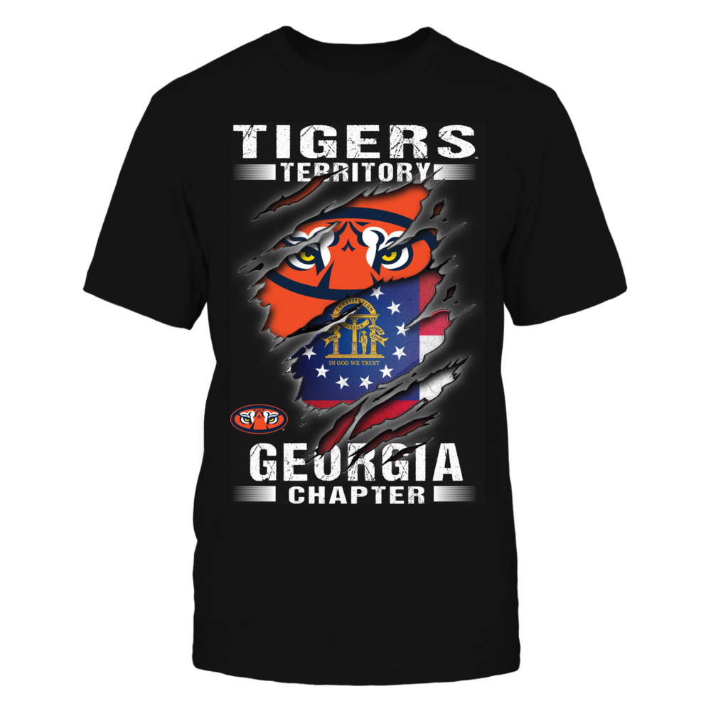 Auburn Tigers - Georgia - Chapter Front picture