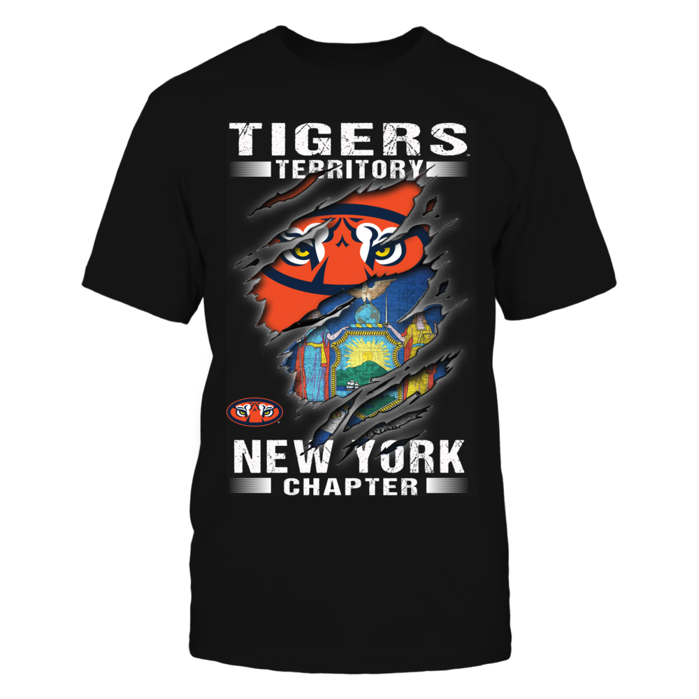 Auburn Tigers - New York - Chapter Front picture