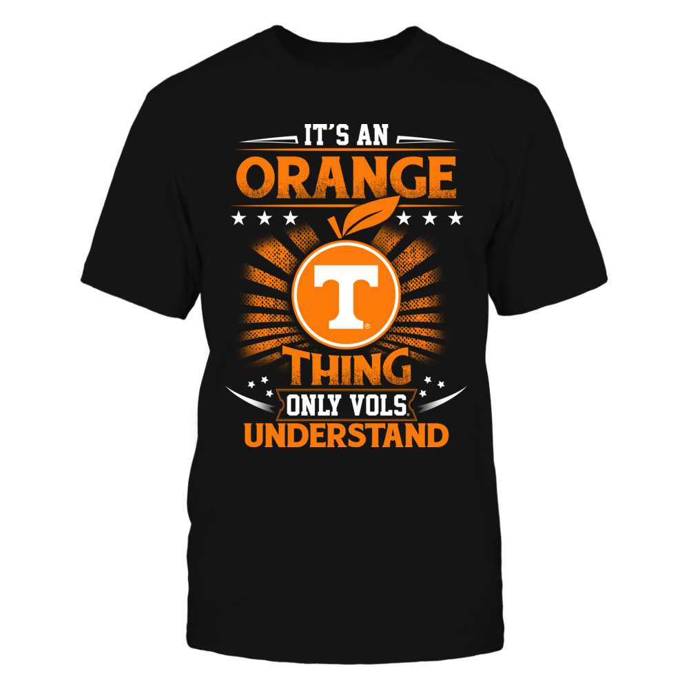 Tennessee Volunteers - It's an orange thing Front picture