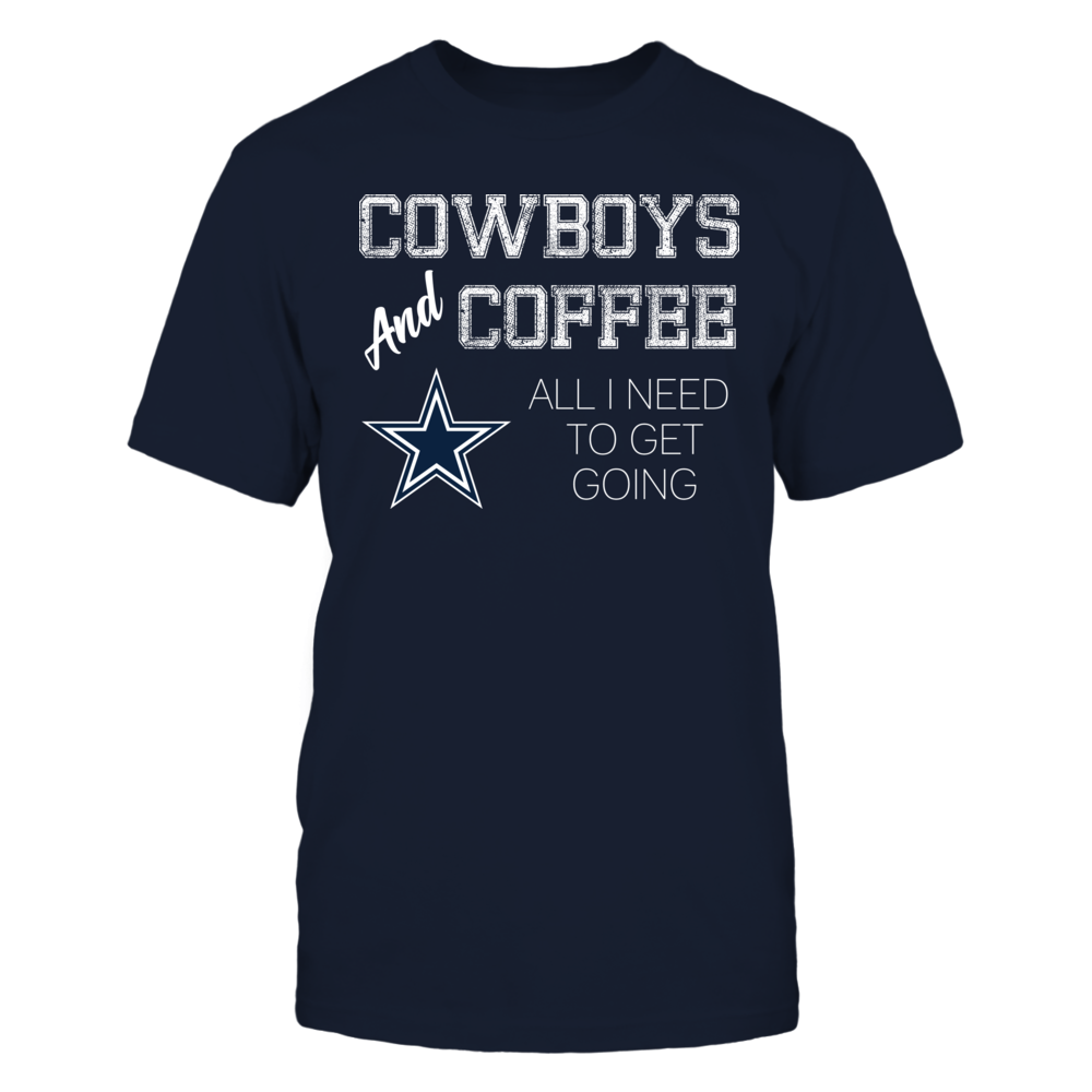 Cowboys and Coffee Front picture