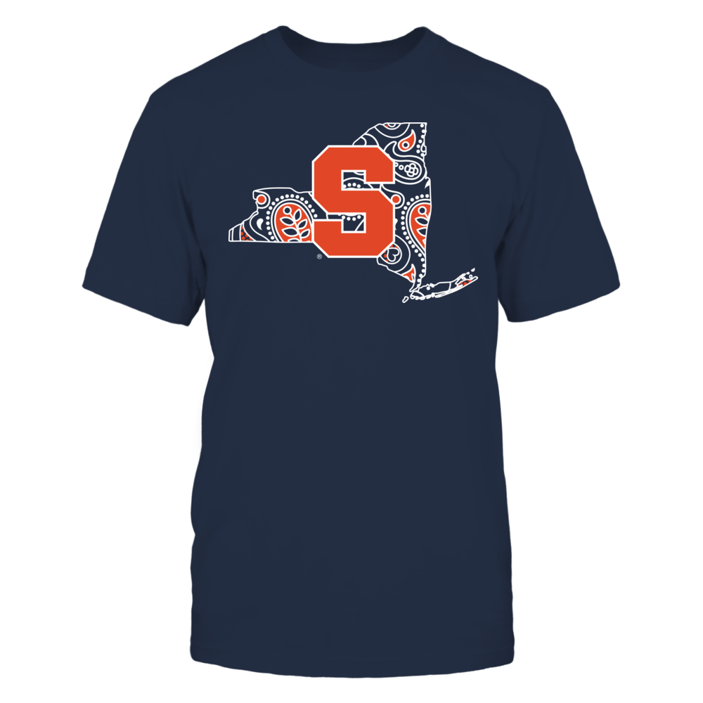 Syracuse Orange - Paisley State Front picture